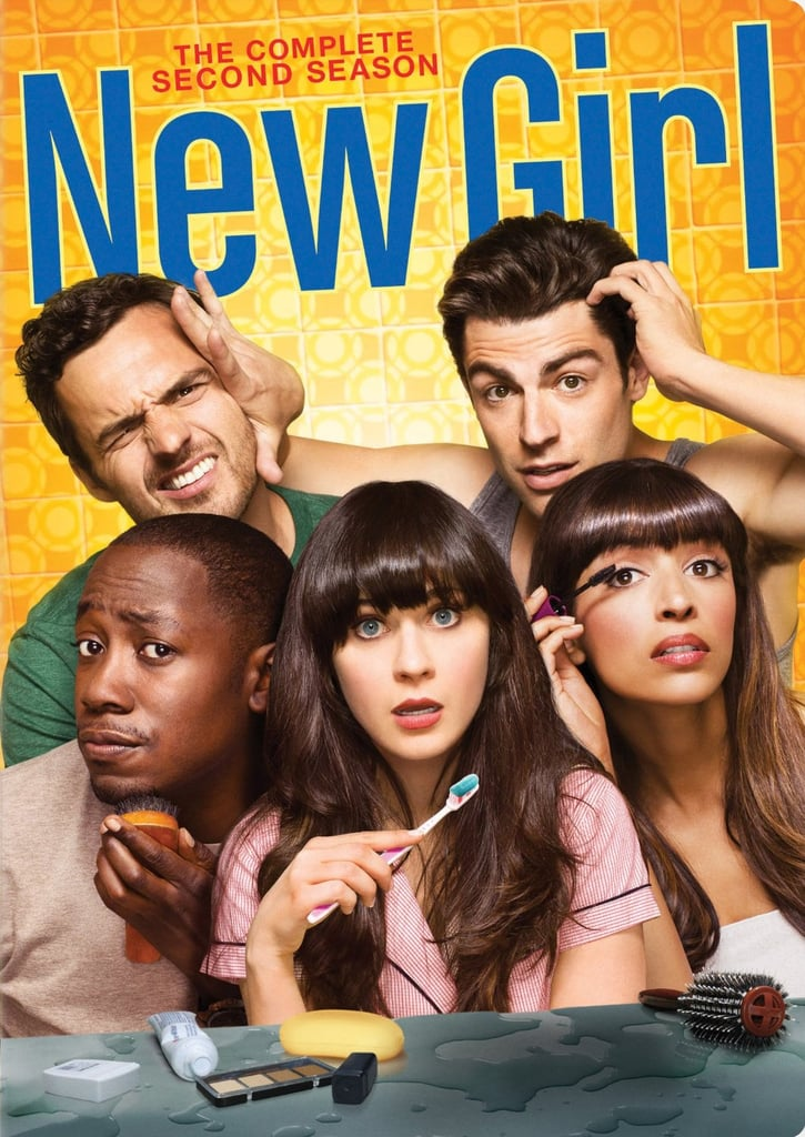 New Girl: The Complete Second Season DVD ($10)