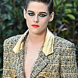 Kristen Stewart Hair at Chanel Show January 2019