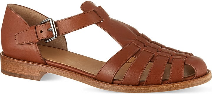 caccb518b2d3 Church Kelsey Leather Sandals ( 405)