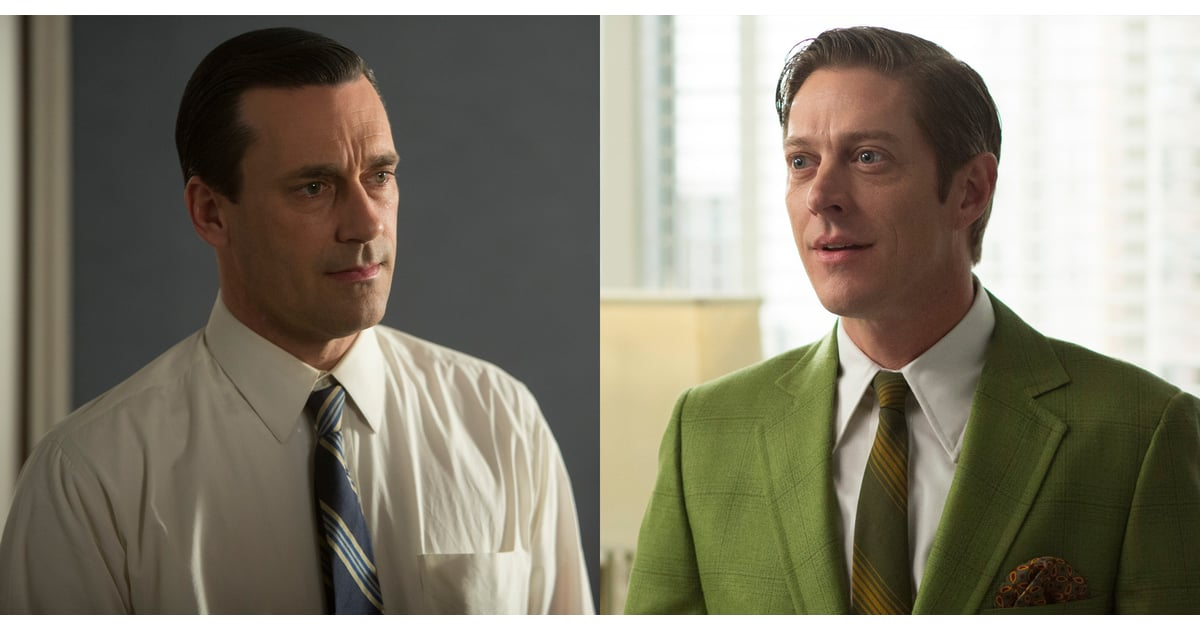 "PopsugarEntertainmentMad MenMad Men Recap ""The Crash""Mad Men"