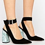 ASOS Piña Colada Pointed High Heels