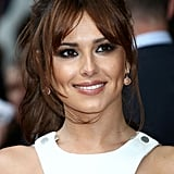 Cheryl wore Garrard jewels.
