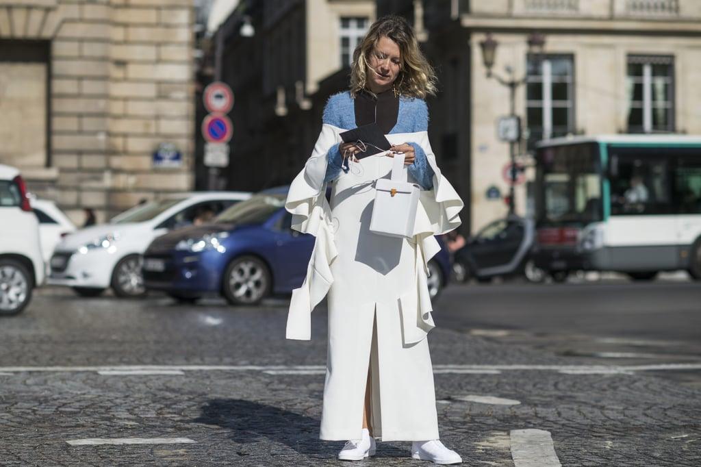 Paris Fashion Week, Day 8