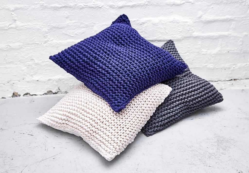 Target Picardy Knitted Cushion, $20