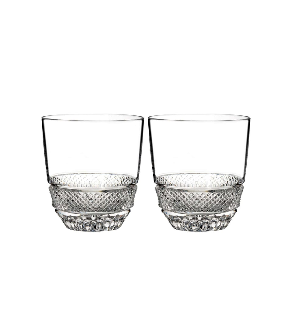 Waterford Crystal Waterford Town & Country Riverside Tumbler Pair, $149