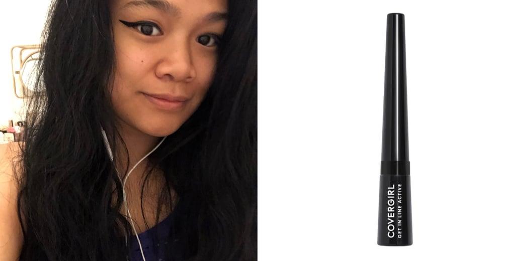 CoverGirl Get in Line Active Liquid Eyeliner Review