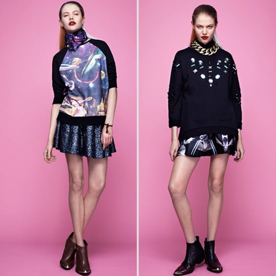 Topshop's Galactic Glamour Is Out of This World