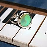 Hologram Ying Yang Rings