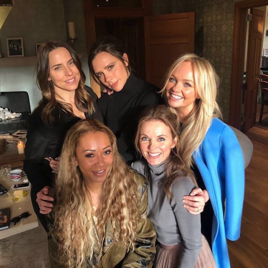 Spice Girls Reunion Photo February 2018