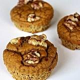Gluten-Free: Pumpkin Pie Muffins