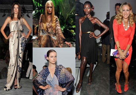Spring 2011 New York Fashion Week: Halston