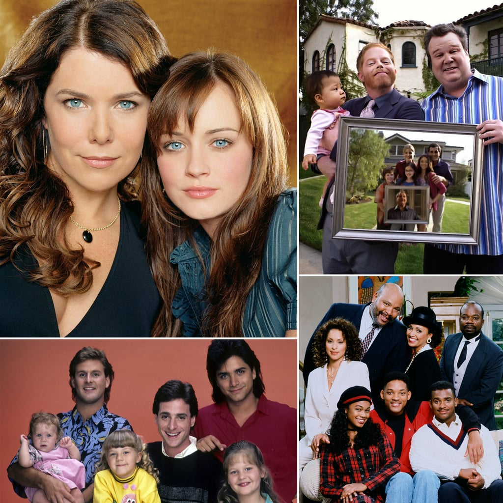 15 of the All-Time Greatest TV Parents