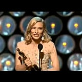 Best Actress: Cate Blanchett