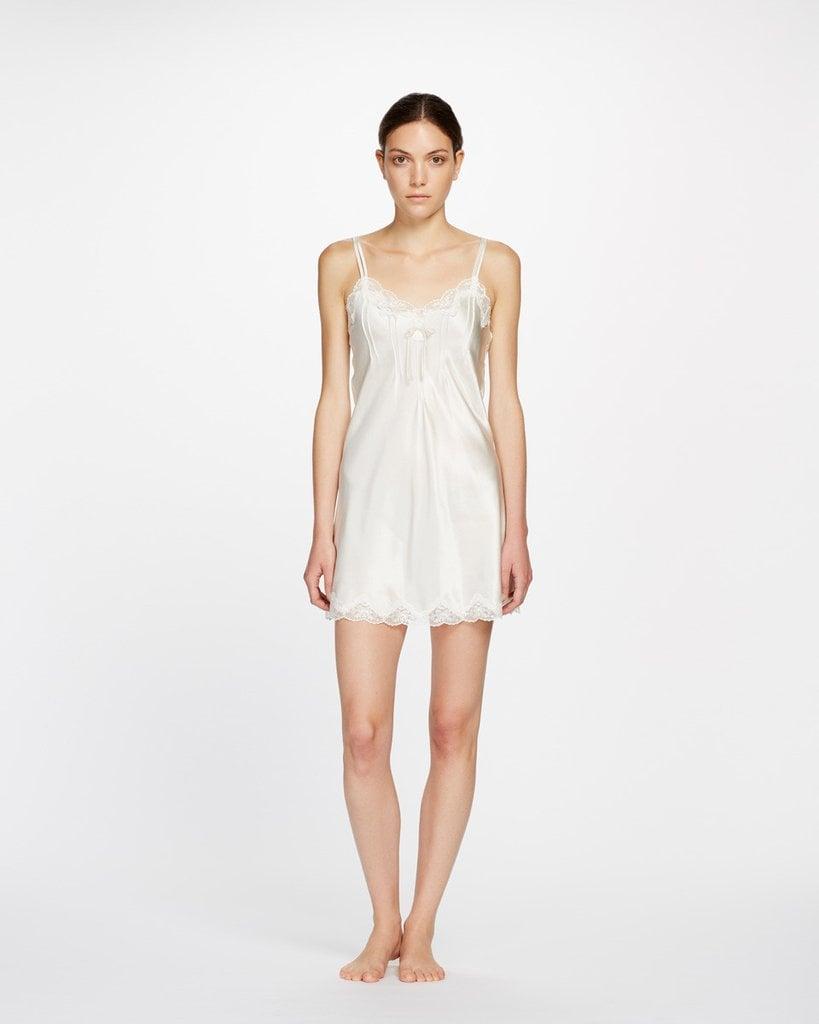 Ginia Silk Slip Dress