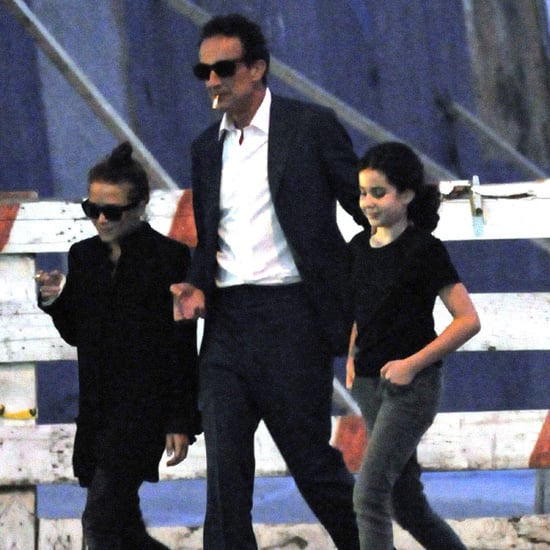 Mary-Kate Olsen and Olivier Sarkozy Pictures