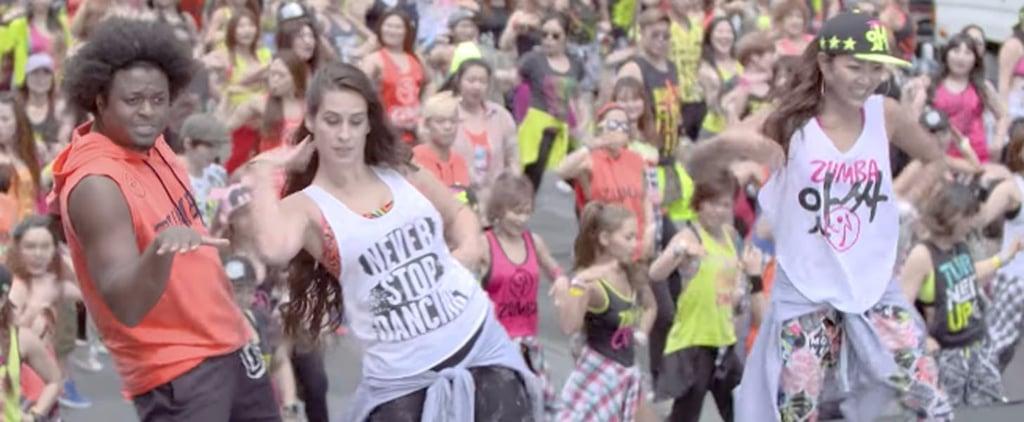 "Daddy Yankee ""Manual de Trucos"" Zumba Choreography Video"