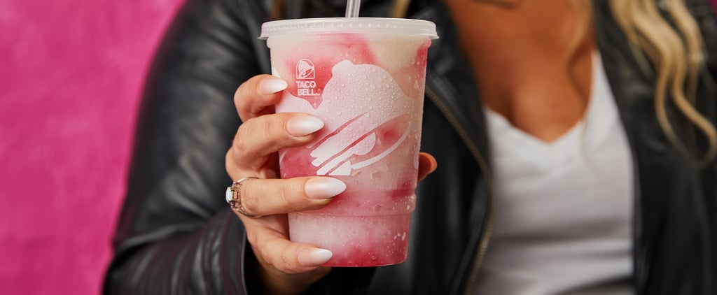 Taco Bell's New Dragonfruit Freeze Is So Pretty | Photos