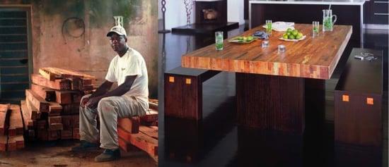 Casa Verde:  Sleek and Green Furniture