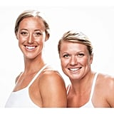 Clinique will be providing beach volleyball players Denise Johns and Lucy Boulton with skincare, make-up and sun protection.