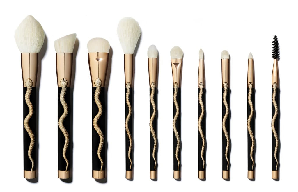 Sonia Kashuk Snake Makeup Brushes | Holiday 2016