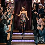 Kendall Jenner at The Late Late Show With James Corden
