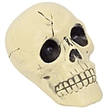 Plastic Halloween Skulls