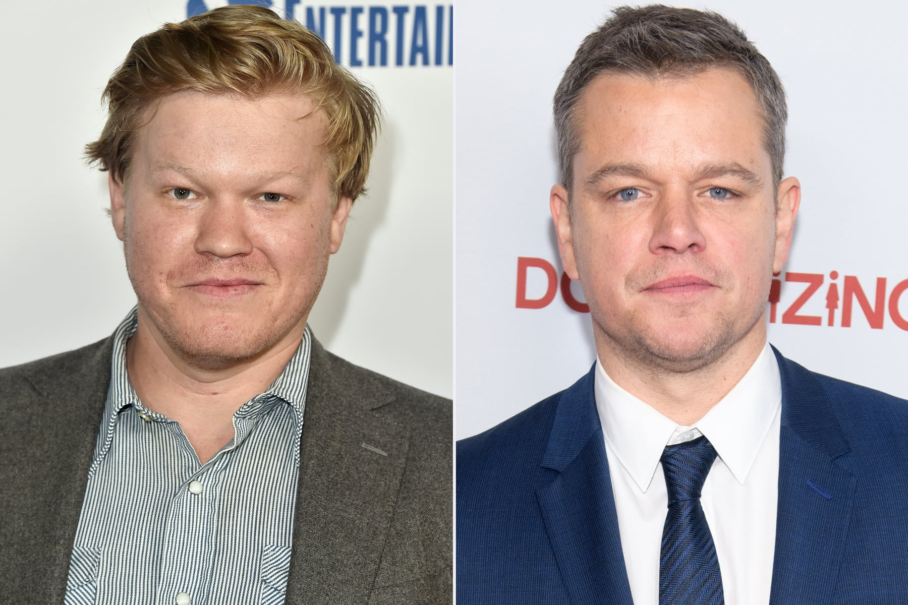 Black Mirror White Christmas Cast.Is Matt Damon In Black Mirror Popsugar Entertainment