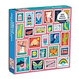 Galison Mudpuppy Hello From Around the World 500 Piece Puzzle