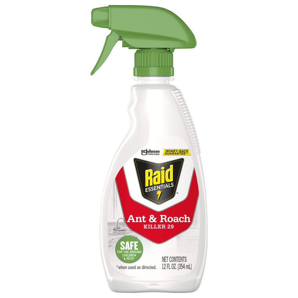 Raid Essentials™ Ant & Roach Killer 29, 12 oz. Trigger Spray