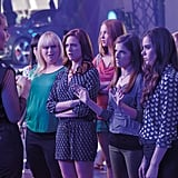 Filming Pitch Perfect 2 stressed her out a bit.
