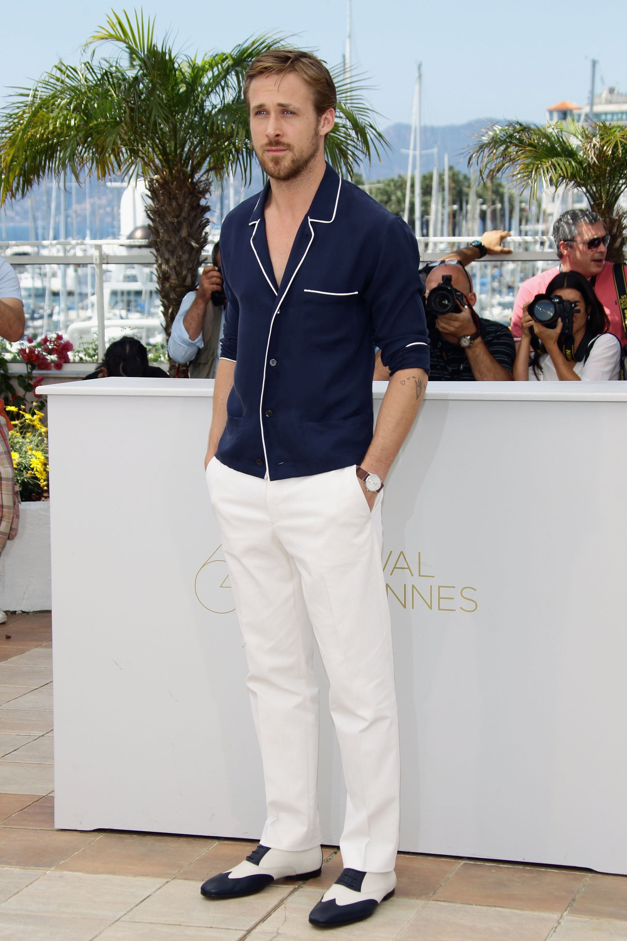 May 2010: Drive Photocall, Cannes Film Festival