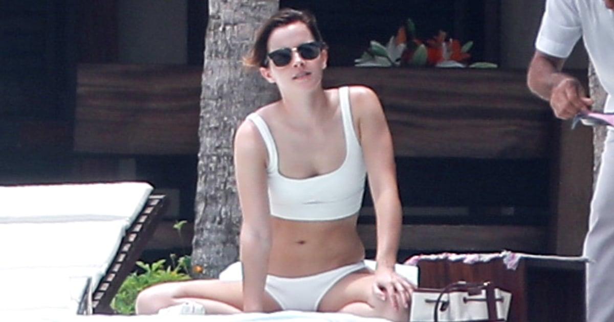 Belly emma watson Emma Watson