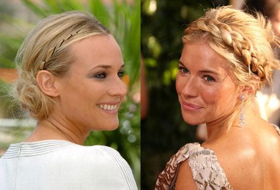 Who Wore It Better? Milkmaid Braids