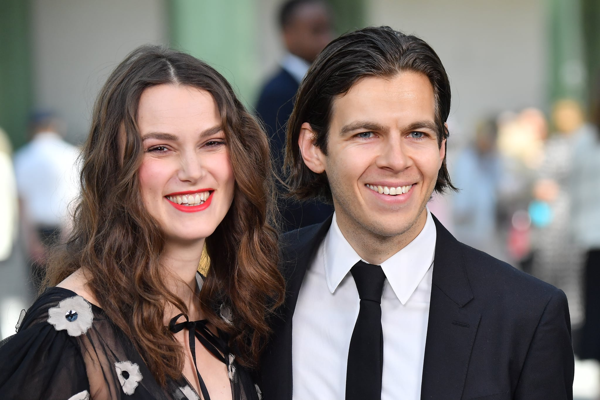 Surprise — Keira Knightley Gave Birth to Her Second Child Last Month