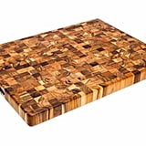 Teak Haus End Grain Cutting Board