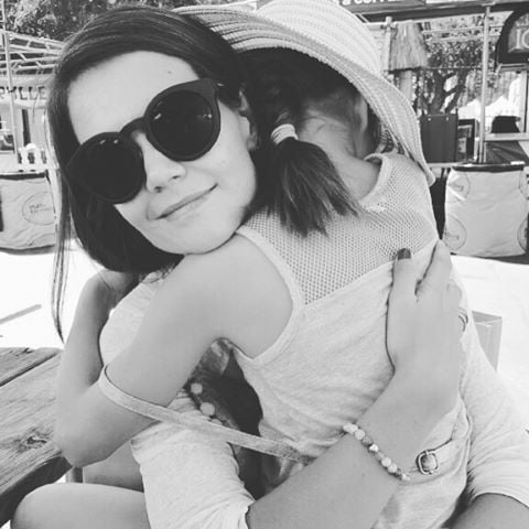 Katie Holmes and Suri Cruise Photo September 2015