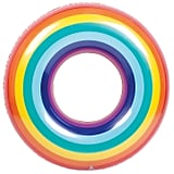 Sunnylife Inflatable Rainbow Pool Ring (£23)