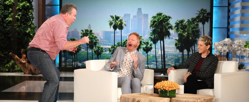 Jesse Tyler Ferguson Gets a Hilarious Scare From His Modern Family Husband