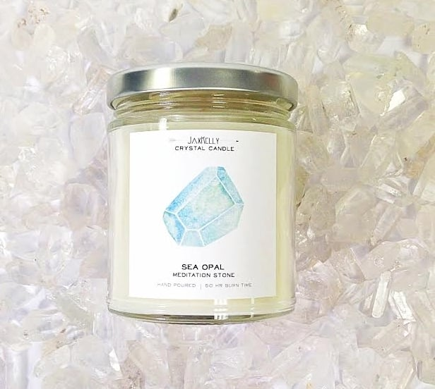 Sea Opal and Fruits Candle ($22)