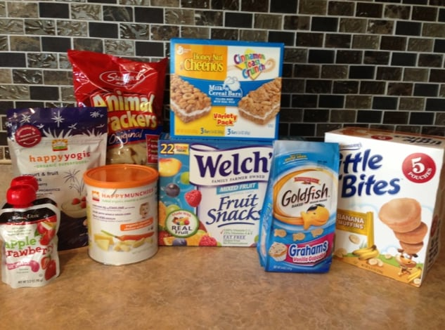 Prepackaged No Mess Snacks Best Kid Snacks To Pack For A Long Trip Popsugar Moms Photo 8