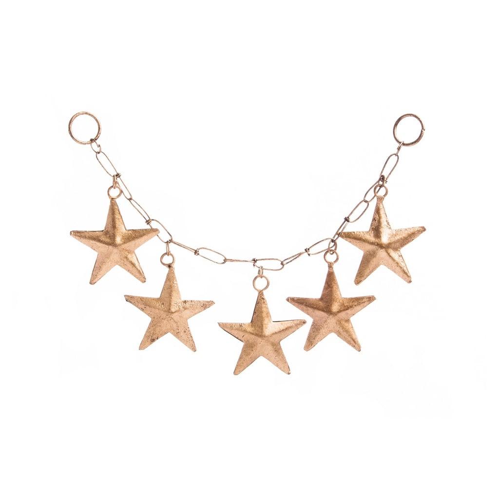 Nordic Star Garland