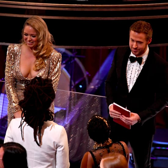 Who Was Ryan Gosling's Date at the 2017 Oscars?