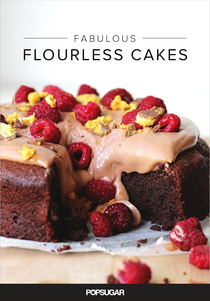 14 Absolutely Fabulous Flourless Cakes