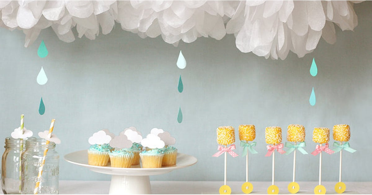Best Baby Shower Ideas And Themes Popsugar Family