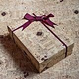 Harry Potter Marauder's Map Gift Wrap