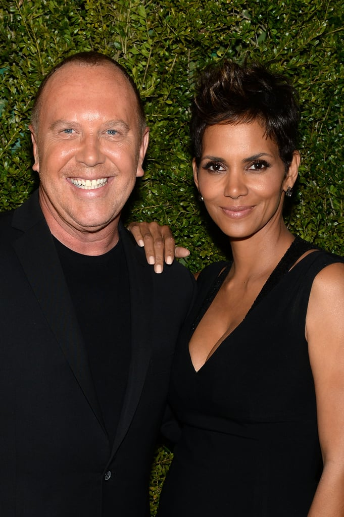 """Halle Berry Debuts Her Baby Bump and Talks """"Surprising"""" Pregnancy"""