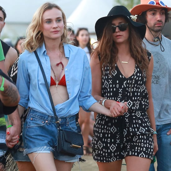 Celebrities at Coachella 2015 | Pictures