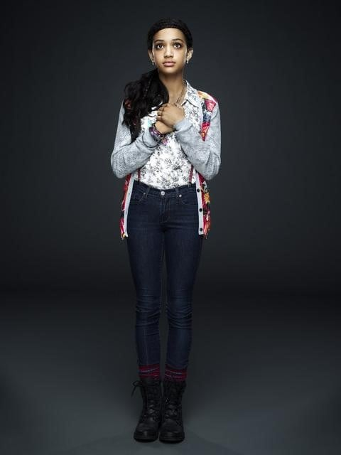 Samantha Logan from on 666 Park Avenue.