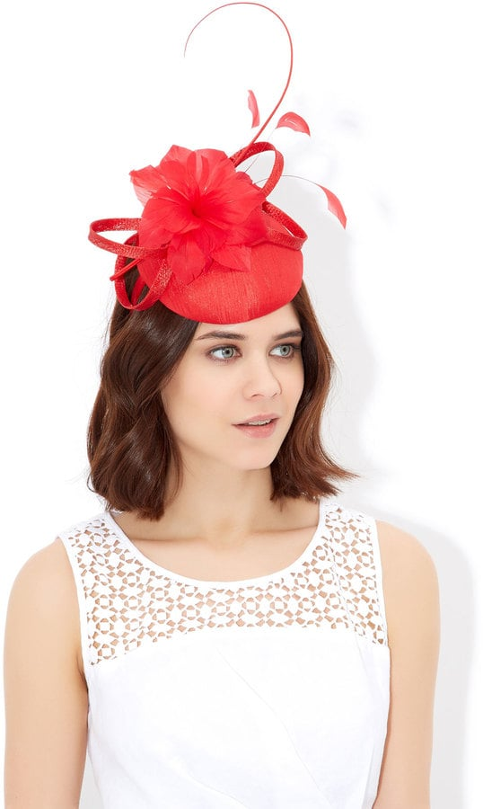1ed7dcef Best Hats and Fascinators For the Races and Weddings | POPSUGAR Fashion UK