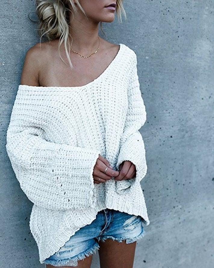Beautife V-Neck Sweater